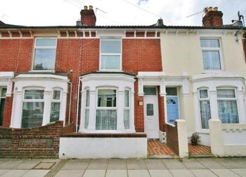 Thumbnail 2 bed terraced house to rent in Suffolk Road, Southsea