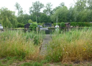 Land for sale in Mooring Plot 18, Beccles, Norfolk Bank NR34