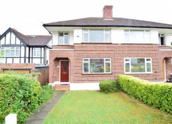Thumbnail 3 bed semi-detached house for sale in West Close, Greenford, Middlesex