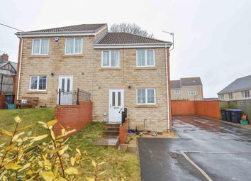 Thumbnail 3 bed semi-detached house for sale in Keswick Gardens, Consett