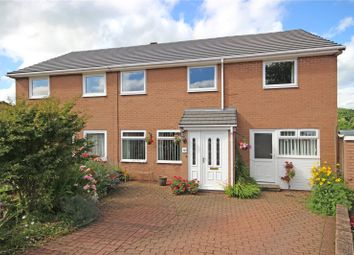 Thumbnail 4 bed semi-detached house for sale in 32 Cedar Close, Penrith, Cumbria