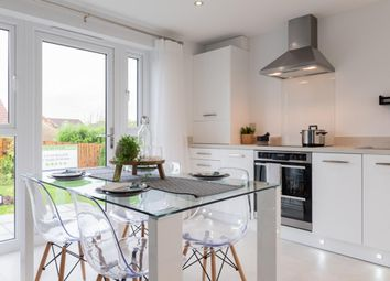 "Thumbnail 3 bedroom terraced house for sale in ""Coull"" at Kingswells, Aberdeen"