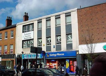 Thumbnail Office to let in Upper Floor Offices, 25-27 High Street, Doncaster, Doncaster