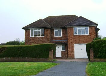 Thumbnail 5 bed detached house to rent in Campbell Crescent, East Grinstead