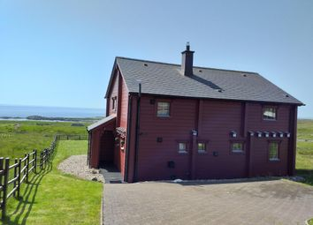 Thumbnail 5 bed detached house for sale in 4 Breanish, Uig, Isle Of Lewis