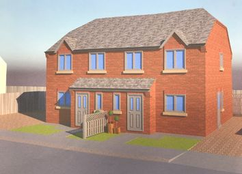 Thumbnail 3 bedroom semi-detached house for sale in The Avenue, Grantham