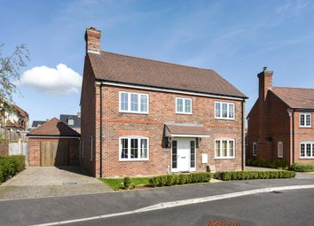 Thumbnail 4 bed detached house for sale in Greenham, Thatcham