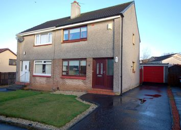 Thumbnail 2 bedroom semi-detached house for sale in Kirkwall Avenue, Priory Bridge, Blantyre