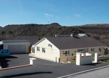 Thumbnail 4 bed detached bungalow for sale in Singlerose Road, Stenalees, St. Austell