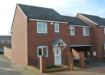 Thumbnail 3 bedroom terraced house for sale in Riven Road, Hadley, Telford, Shropshire.
