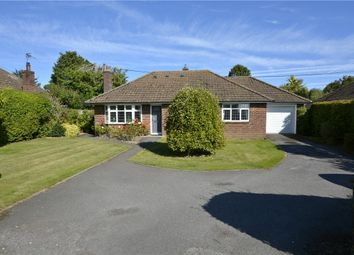 Thumbnail 3 bed bungalow for sale in Downs Road, South Wonston, Winchester
