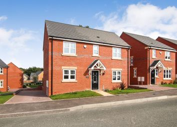 Thumbnail 3 bed detached house for sale in Aumonier Way, Alfreton