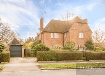 Thumbnail 3 bed semi-detached house for sale in Meadway, Hampstead Garden Suburb