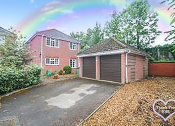 Thumbnail 4 bed detached house for sale in Dorchester Close, Stoke Mandeville, Aylesbury