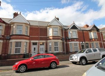 Thumbnail 3 bed terraced house to rent in Shaftesbury Road, Exeter