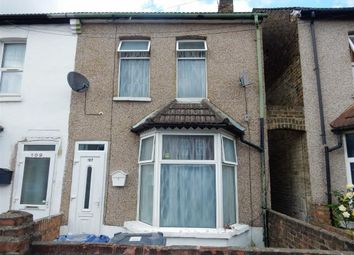 Thumbnail 3 bed terraced house for sale in Clarence Street, Southall, Middlesex