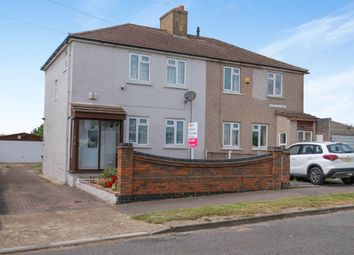 Thumbnail 3 bedroom semi-detached house for sale in First Avenue, Grays