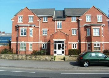 Thumbnail 2 bed flat to rent in Limestone Rise, Mansfield, Nottinghamshire