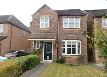 Thumbnail 3 bed detached house for sale in Manorial Road, Four Oaks, Sutton Coldfield