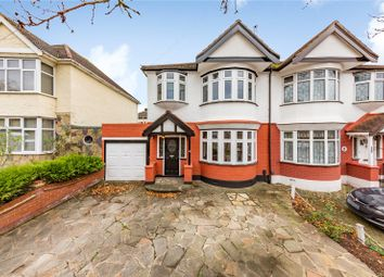 Thumbnail 3 bed semi-detached house for sale in Bowden Drive, Hornchurch