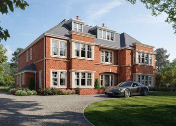 Thumbnail 2 bed flat to rent in Fairmile Lane, Cobham
