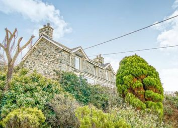 Thumbnail 4 bedroom detached house for sale in Ffordd Isaf, Harlech, Gwynedd