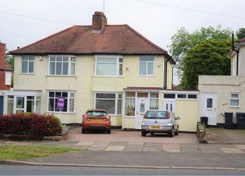 3 bed semi-detached house for sale in Leach Green Lane, Birmingham B45