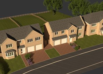 Thumbnail 5 bed detached house for sale in Land At Forest Road, Almondbury, Huddersfield