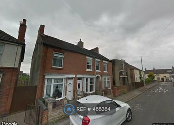 Thumbnail 3 bed terraced house to rent in Queen Street, Church Gresley, Swadlincote