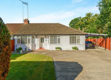 Thumbnail 4 bed semi-detached house for sale in Oak Avenue, Bricket Wood, St. Albans