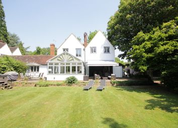 Thumbnail 5 bed country house for sale in Henley Road, Maidenhead