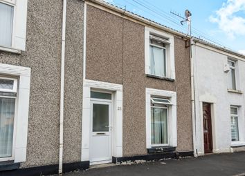 Thumbnail 2 bed terraced house for sale in Recorder Street, Swansea
