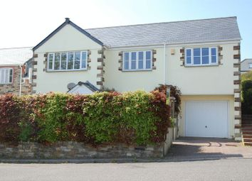 Thumbnail 4 bed detached house for sale in The Brambles, Lostwithiel