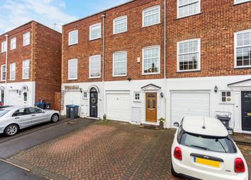 Thumbnail 4 bed terraced house for sale in Blenheim Gardens, Kingston, Kingston Upon Thames