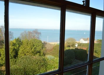 Thumbnail 2 bedroom flat for sale in Stanhope Drive, Cowes
