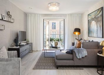 "Thumbnail 1 bed flat for sale in ""Buttercup Apartments"" at Bittacy Hill, London"