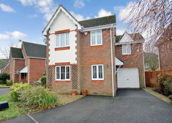 Thumbnail 4 bed detached house for sale in Rookwood Gardens, Fordingbridge
