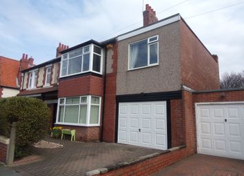 Thumbnail 4 bed semi-detached house for sale in Ridley Avenue, Blyth