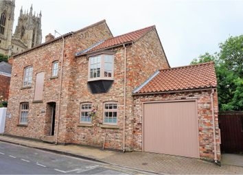 Thumbnail 4 bedroom detached house for sale in Minster Moorgate, Beverley
