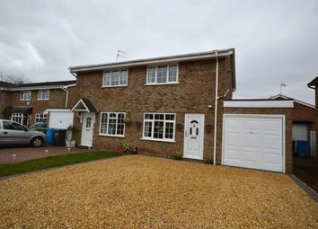 Thumbnail 2 bed semi-detached house for sale in Edward Road, Perton, Wolverhampton