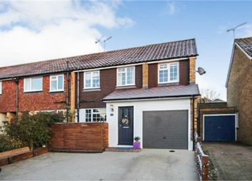 Thumbnail 4 bed end terrace house for sale in Stockwell Road, East Grinstead, West Sussex