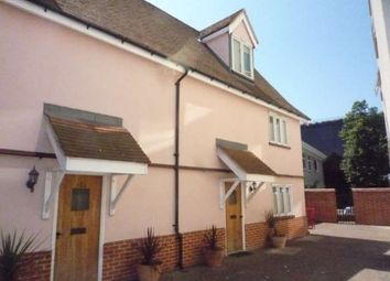 Thumbnail 3 bedroom town house for sale in St. Nicholas Court, Ipswich