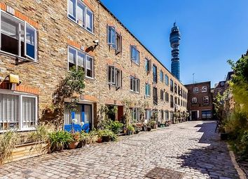 Thumbnail 4 bed terraced house to rent in Warren Mews, London