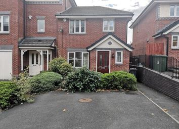 Thumbnail 3 bed semi-detached house for sale in Bakery Court, Ashton-Under-Lyne, Tameside, Greater Manchester