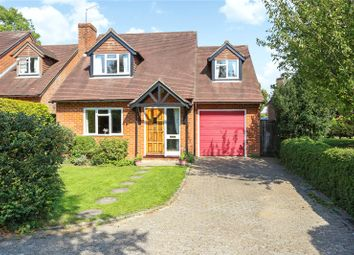 Thumbnail 3 bed detached house for sale in Eggars Field, Bentley, Farnham, Hampshire