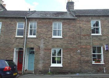 Thumbnail 2 bed terraced house to rent in Orchard Street, Dorchester, Dorset