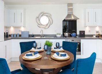 Thumbnail 2 bedroom flat for sale in Alden Court, Bishopric, Horsham, West Sussex