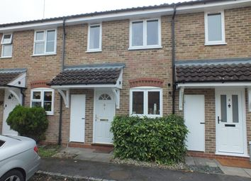Thumbnail 2 bedroom terraced house to rent in Purmerend Close, Farnborough