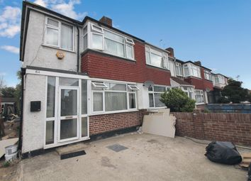 Thumbnail 4 bed semi-detached house to rent in Hadley Gardens, Southall, Norwood Green