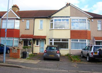 Thumbnail 3 bed terraced house for sale in Trelawny Road, Ilford